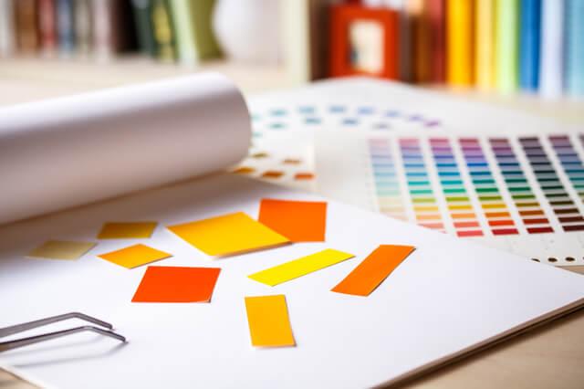 より効果を上げるための色の選び方 イメージ画像
