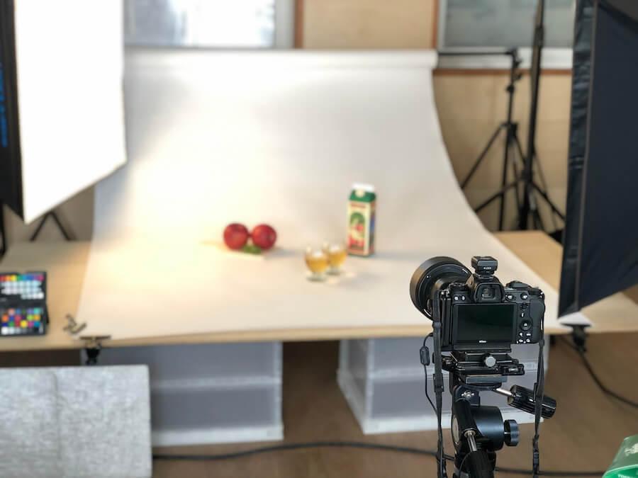 イメージ写真のディレクション&コーディネートに行ってきました